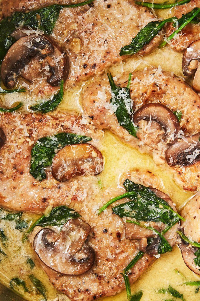 "<p>These easy boneless pork chops have the most incredible creamy lemon sauce. And it all comes together in the Instant Pot—no stovetop or oven required. Even though it takes a little over an hour, it's so easy, you'll be adding it to your <a href=""https://www.delish.com/uk/easy-dinner-ideas/"" rel=""nofollow noopener"" target=""_blank"" data-ylk=""slk:weeknight dinner"" class=""link rapid-noclick-resp"">weeknight dinner </a>rotation soon enough. </p><p>Get the <a href=""https://www.delish.com/uk/cooking/recipes/a31987230/instant-pot-pork-chops-recipe/"" rel=""nofollow noopener"" target=""_blank"" data-ylk=""slk:Creamy Instant Pot Pork Chops"" class=""link rapid-noclick-resp"">Creamy Instant Pot Pork Chops</a> recipe.</p>"