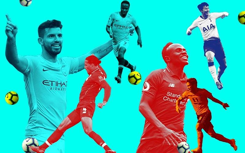Who were the best players in the Premier League this season?