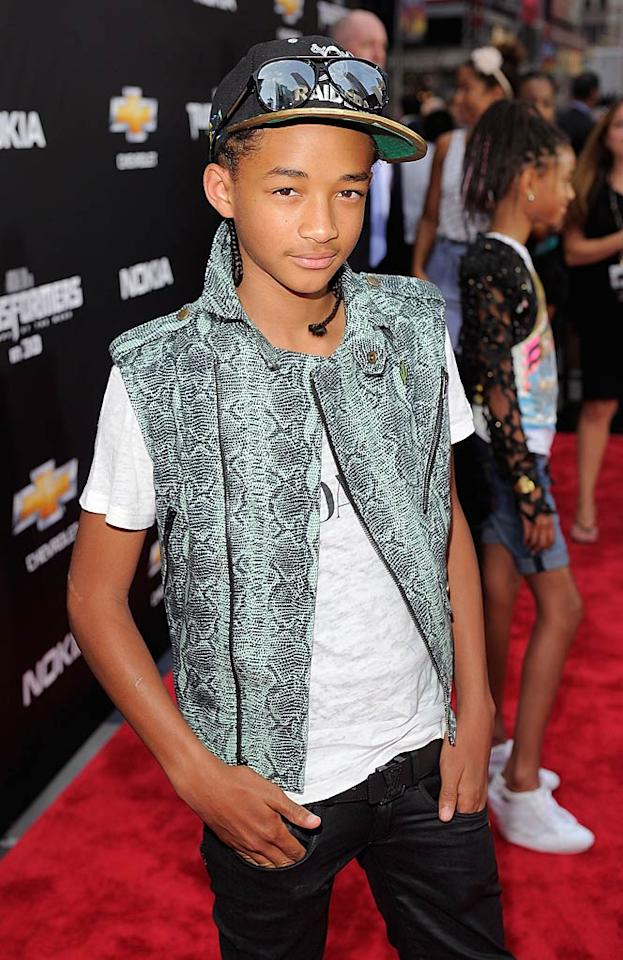 """""""The Karate Kid's"""" Jaden Smith turns 14 Jemal Countess/<a href=""""http://www.gettyimages.com/"""" target=""""new"""">GettyImages.com</a> - June 28, 2011"""