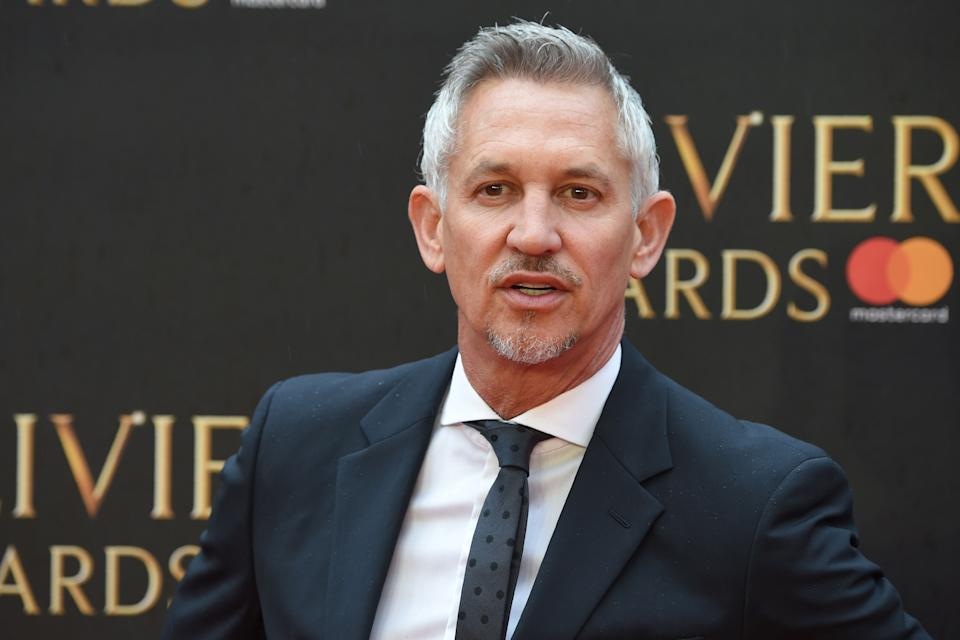 Gary Lineker, pictured in 2018 (Photo: ANTHONY HARVEY via Getty Images)