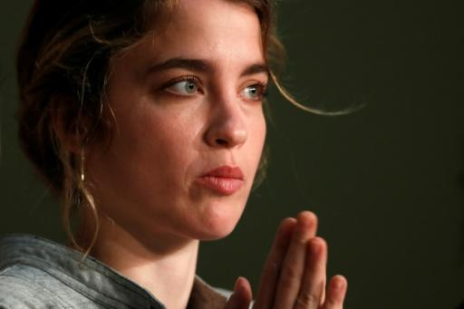 """Adele Haenel said the French director Christophe Ruggia """"put a system in place to isolate me, to have me at his place every weekend."""""""