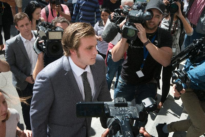 Henri van Breda pleads not guilty to slaying his S. African family