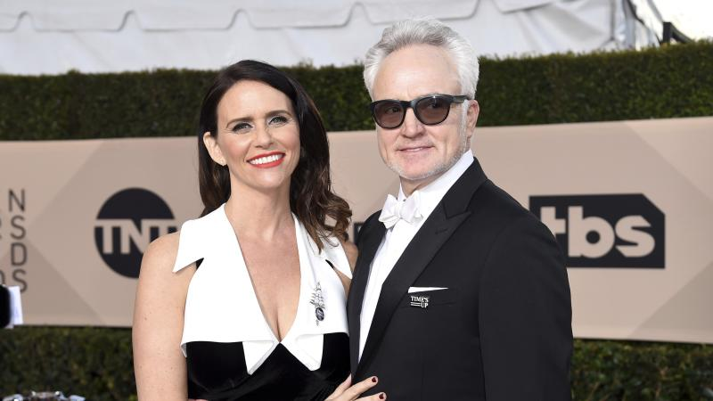 Bradley Whitford announces marriage to Amy Landecker with Handmaid's Tale joke