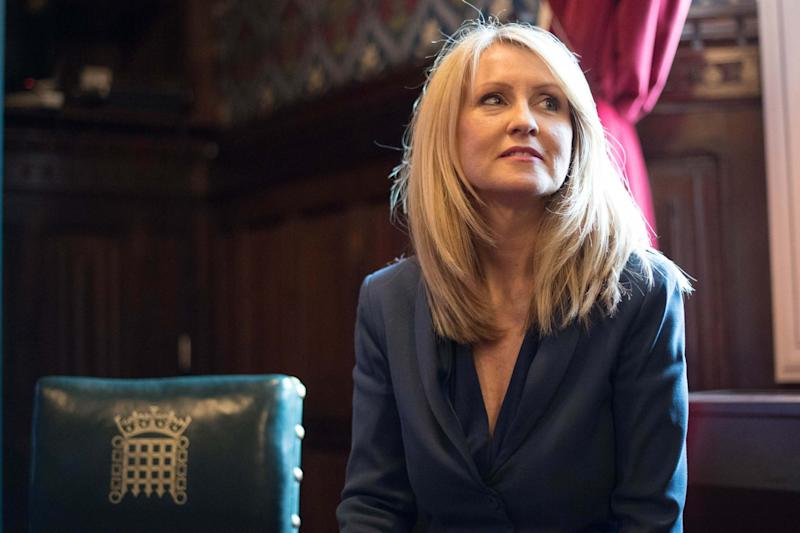 Esther McVey said the UK must prepare for no-deal (PA)