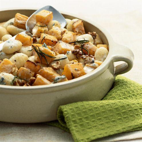 """<p>This hearty vegetable dish is comfort food at its best.</p><p><strong>Recipe: <a href=""""https://www.goodhousekeeping.com/uk/food/recipes/a536442/pumpkin-walnut-and-blue-cheese-gnocchi/"""" rel=""""nofollow noopener"""" target=""""_blank"""" data-ylk=""""slk:Pumpkin, walnut and blue cheese gnocchi"""" class=""""link rapid-noclick-resp"""">Pumpkin, walnut and blue cheese gnocchi</a></strong></p>"""