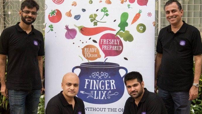 Fingerlix raises US$3M from Zephyr Peacock to deliver ready-to-cook food at your doorsteps