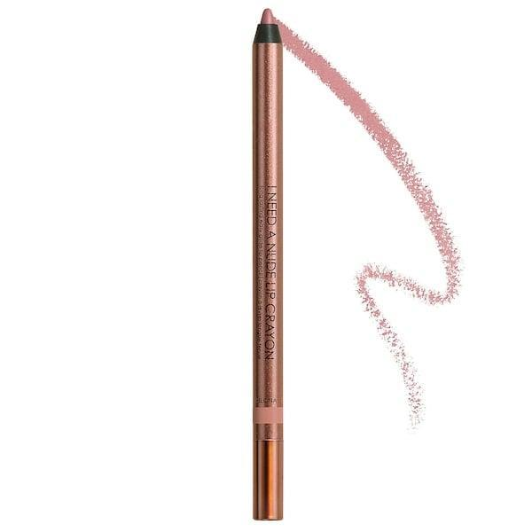 <p>Sure, you can pair a <span>Natasha Denona I Need a Nude Lip Liner</span> ($22) with your <span>favorite matching lipstick</span>, or you can use the pencil to smoothly fill in your full lips with this matte color instead.</p>