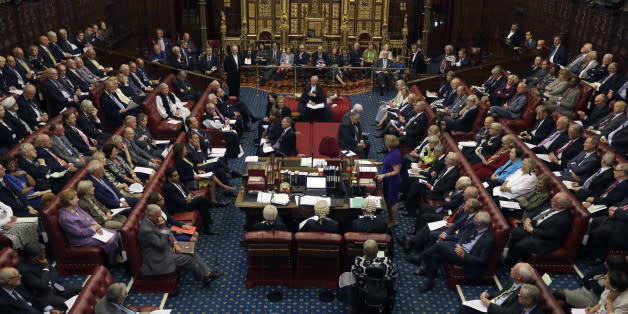 Hard Brexit Makes Lords Reform A Priority