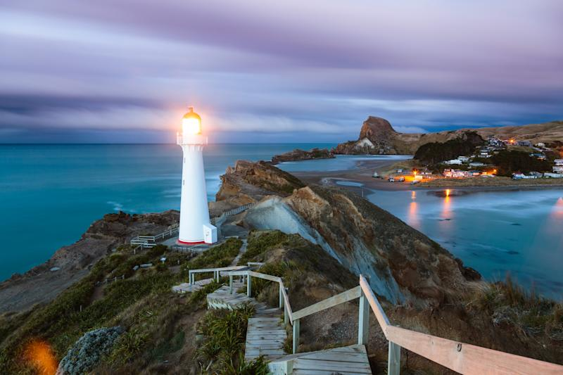 Castlepoint, Wellington region, New Zealand. (PHOTO: Matteo Colombo, Gettyimages)