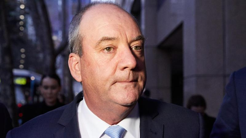 Veteran NSW Liberal MP Daryl Maguire has admitted seeking a dividend from Chinese developers