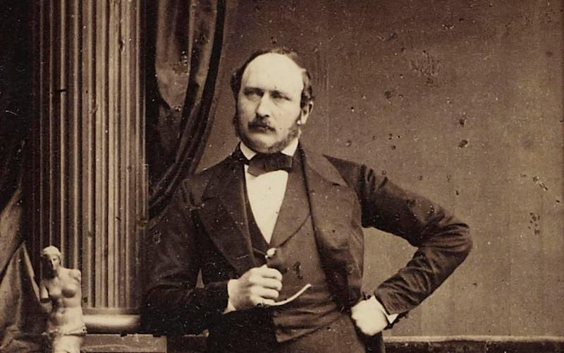 Prince Albert in 1860 - Channel 4