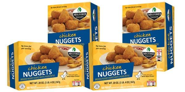 Milford Valley Farms <br/> Chicken Nuggets