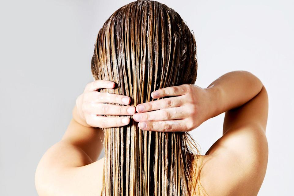 """<p>Caroline Greyl, President of Leonor Greyl, explains that a common mistake people with oily scalps make is reaching for baby shampoo because they have to wash their hair more frequently and want to be gentle on it. """"Baby shampoos, which contain few washing agent, will not be able to treat oily hair."""" Instead, she suggests picking a shampoo made with gentle and less aggressive cleansing agents to not activate the sebaceous glands. """"The shampoo should allow you to wash your hair as often as you like without causing a seborrhea reaction. """"</p><p>Some other key pointers: make sure you thoroughly rinse your shampoo, and use a leave-in tonic. """"A leave-in treatment after each shampoo, is recommended such as Tonique Végétal which offers a prolonged action on the scalp by slowing the appearance of sebum and excessive perspiration. It helps keep hair clean for longer and extends the hold of the hairstyle, bringing a real improvement to the problems of oily scalps.""""</p>"""