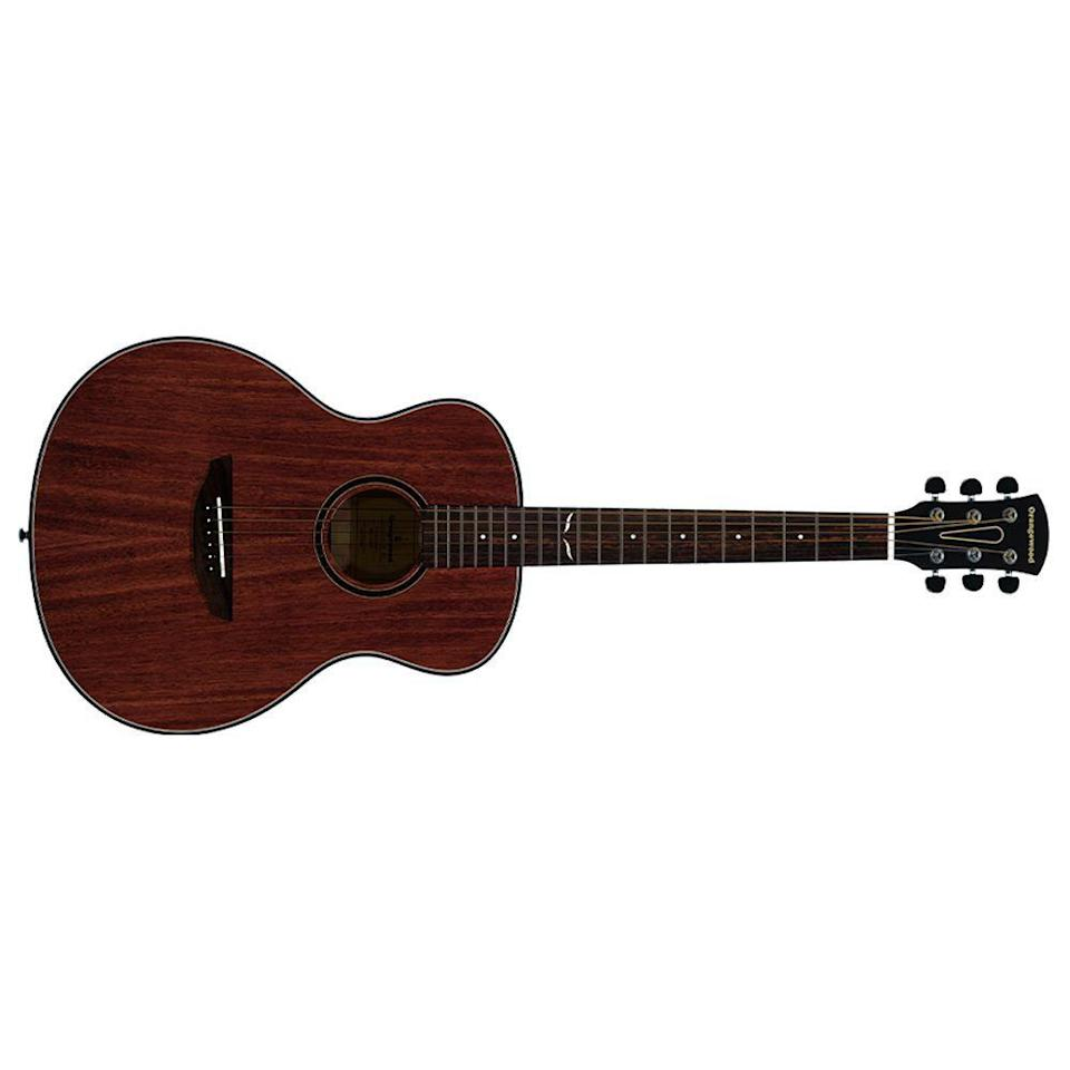 """<p>orangewoodguitars.com</p><p><strong>$195.00</strong></p><p><a href=""""https://go.redirectingat.com?id=74968X1596630&url=https%3A%2F%2Forangewoodguitars.com%2Fproducts%2Foliver-jr-mahogany&sref=https%3A%2F%2Fwww.menshealth.com%2Ftechnology-gear%2Fg34497236%2Fbest-gifts-for-brother%2F"""" rel=""""nofollow noopener"""" target=""""_blank"""" data-ylk=""""slk:BUY IT HERE"""" class=""""link rapid-noclick-resp"""">BUY IT HERE</a></p><p>2020 has been the year of trying new things at home. Whether he's a seasoned musician or has never touched a pick before in his life, he will appreciate and enjoy the Oliver Jr. guitar. It's a bit smaller than most, making it great for beginners to handle, but it packs a heavy punch. The size makes this a lovely travel guitar for your brother who is already musically inclined.</p>"""
