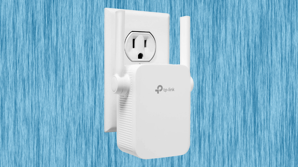 Save 40 percent on this TP-Link N300 WiFi Extender. (Photo: Amazon)
