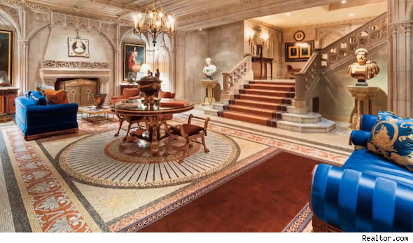 Woolworth Mansion for sale