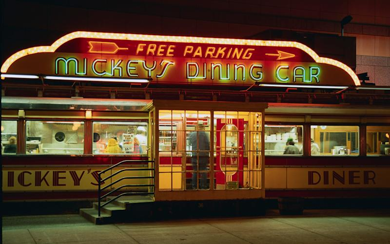 Mickey's Diner in Minnesota: serving sliders since 1939 - This content is subject to copyright.