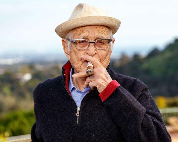 PHOTO: Writer and producer Norman Lear attends an event in Los Angles, April 2, 2018. (Rich Polk/Getty Images, FILE)