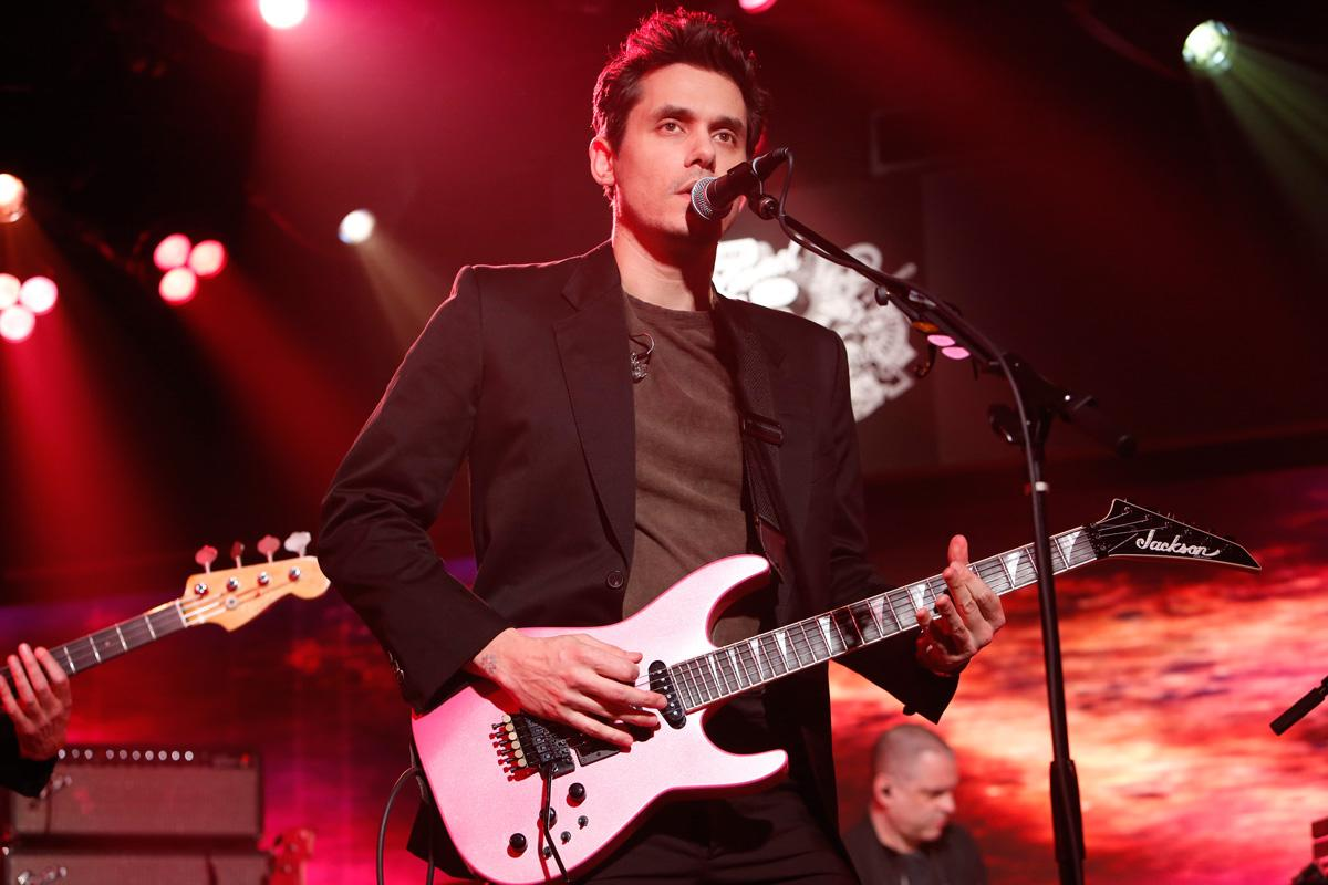 """<p>The singer/guitarist's <em>The Search for Everything</em> tumbled from No. 2 to No. 23 in May, becoming the first of his seven studio albums to log just one week in the top 20. The lead single, """"Love on the Weekend,"""" only reached No. 53 on the Hot 100. (Photo: Getty Images)<br /></p>"""