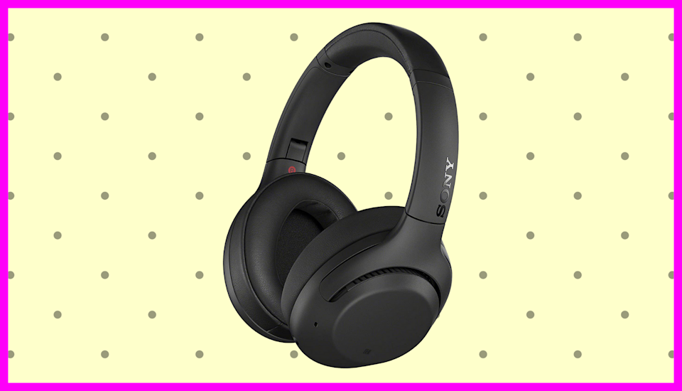 Save $ 50 on these Sony WH-XB900N noise canceling headphones.  (Photo: Amazon)