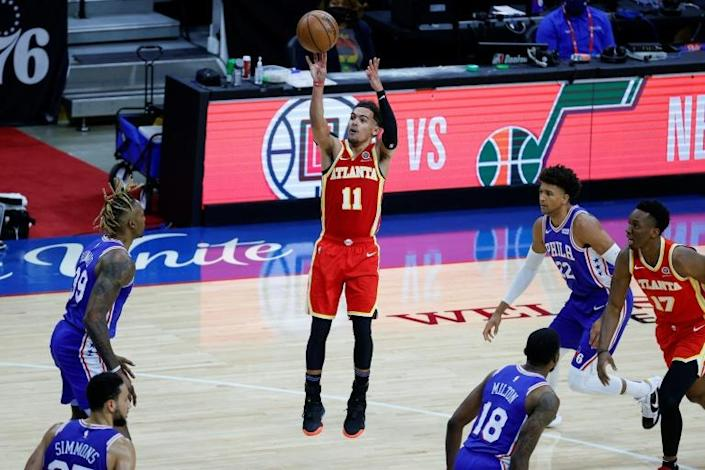 Trae Young's 39 points led the Atlanta Hawks to a stunning upset of the Philadelphia 76ers