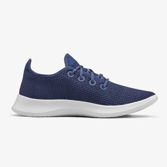 """Allbirds are <a href=""""https://www.glamour.com/story/allbirds-ballet-flats?mbid=synd_yahoo_rss"""" rel=""""nofollow noopener"""" target=""""_blank"""" data-ylk=""""slk:the cushiest way"""" class=""""link rapid-noclick-resp"""">the cushiest way</a> to feel like a good person. They're just like slippers, but they're durable and make people in snobby coffee shops respect you. I love the wool loungers—unlike other slip-ons, you can run them through the washing machine so they don't get disgusting, and the color selection is all gorgeous neutrals, designed so they don't <em>look</em> like slippers. As a vegetarian, I like that the sole is made out of recycled bottles, rather than leather or """"vegan materials"""" (which usually means plastic) but they don't <em>look</em> like they're made out of recycled bottles. —<em>Jenny Singer, staff writer</em> $95, Allbirds. <a href=""""https://www.allbirds.com/products/womens-tree-runners-chalk"""" rel=""""nofollow noopener"""" target=""""_blank"""" data-ylk=""""slk:Get it now!"""" class=""""link rapid-noclick-resp"""">Get it now!</a>"""