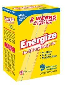 iSatori, Inc. Signals 300% Increase in Store Sales of Energize in Walgreens
