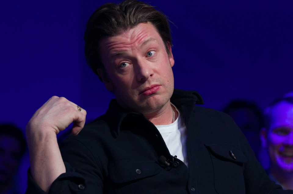 <em>Jamie Oliver said lectures on healthy eating would not work on the obese poor (Rex)</em>