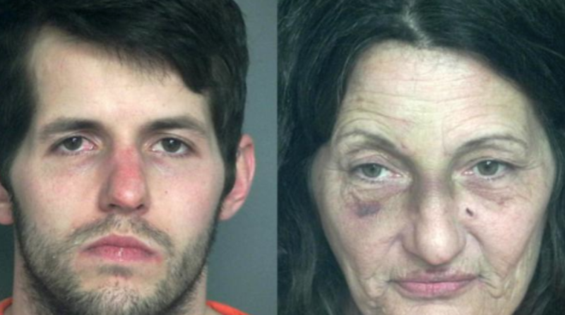 Mom and son arrested at Walmart for doing karate, stripping