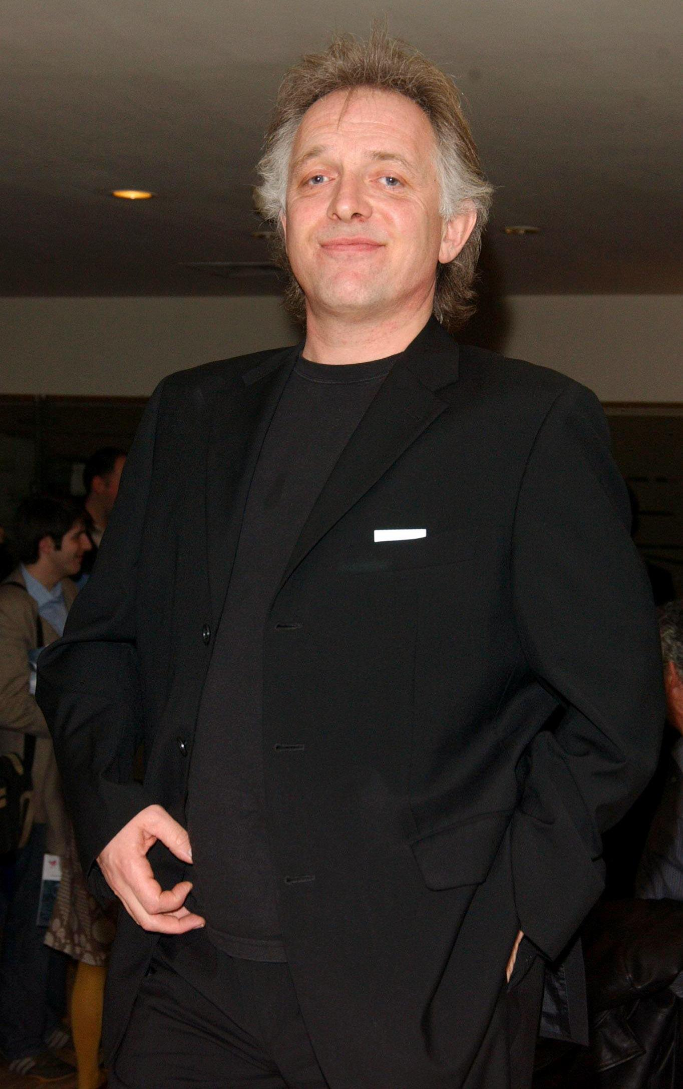 Host Rik Mayall arrives at the British Animation Awards (BAA's), at the Shaw Theatre, central London, Thursday 9 March 2006. Watch for PA Story. PRESS ASSOCIATION Photo. Photo credit should read: Anthony Harvey/PA