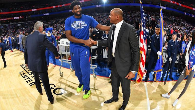 Doc Rivers and 76ers a high-profile match