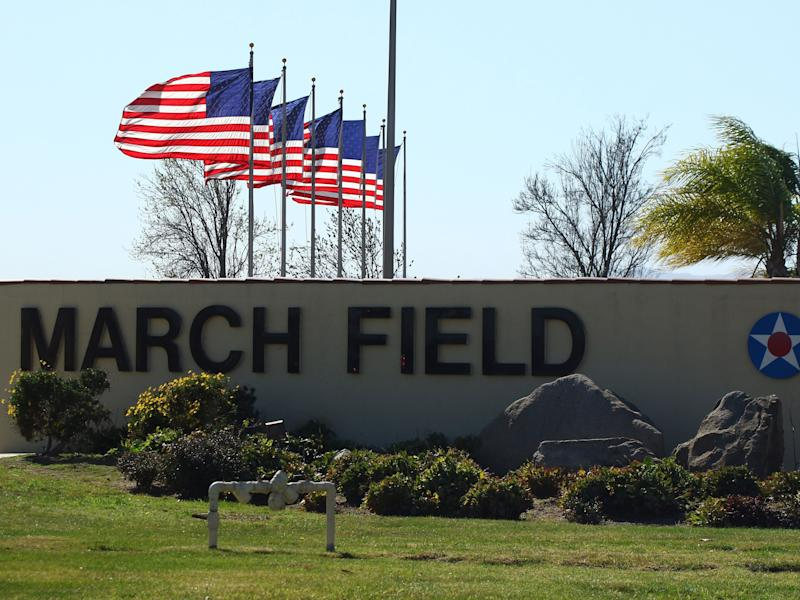 March Field Air Base