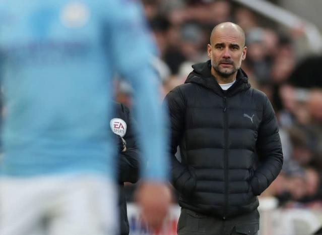 Premier League - Newcastle United v Manchester City