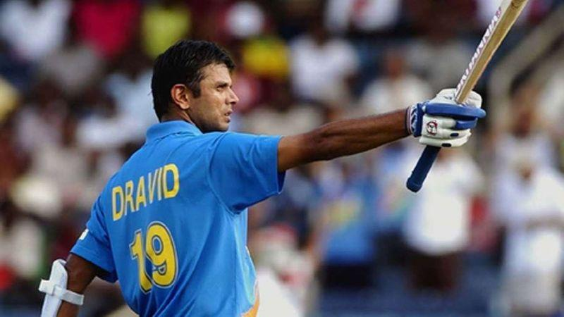 The resolute Rahul Dravid excelled in ODI cricket despite some minor limitations in strokeplay