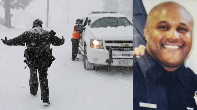 Dorner Vanished, May Have Powerful Weapons