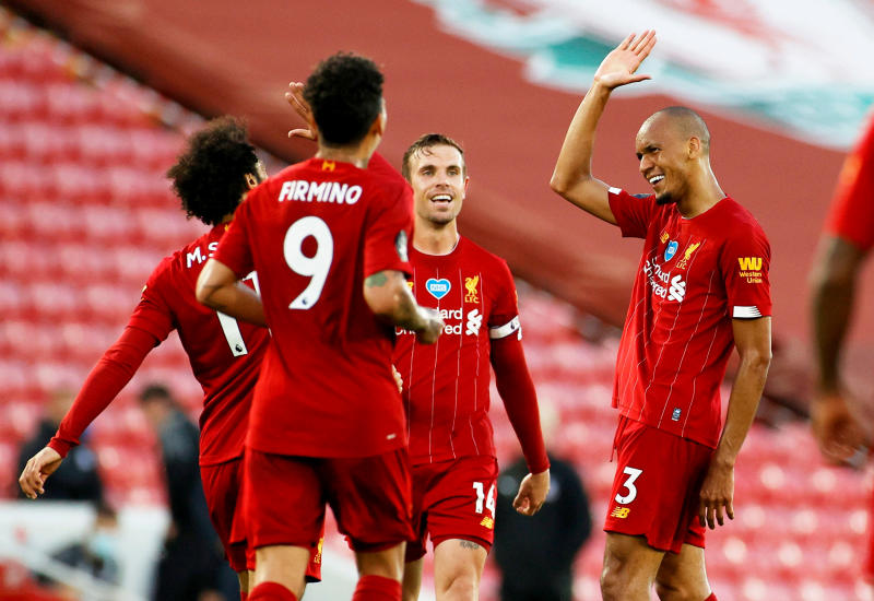 Liverpool clinches Premier League as Chelsea beats Man City