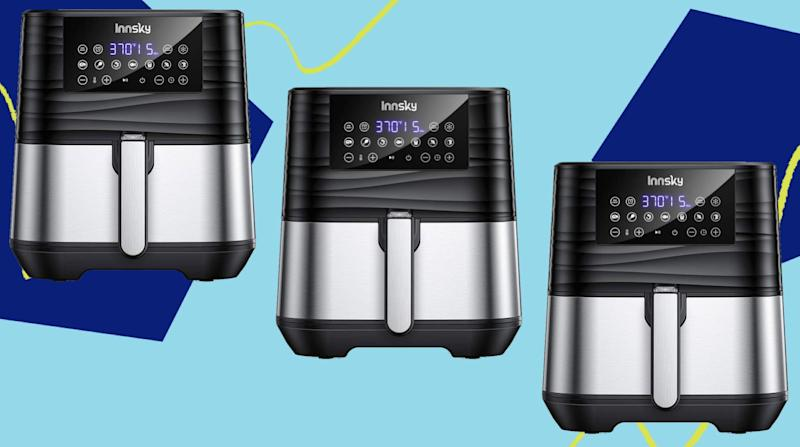 If you've been searching for an air fryer, this one on sale at Amazon might be your best bet. (Photo: HuffPost )