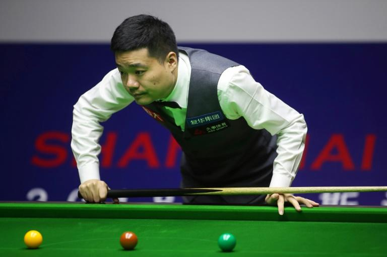 Ding Junhui is China's biggest snooker star