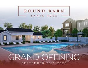 City Ventures is Grand Opening its Round Barn new home community this weekend, September 26th. This collection of 237 farmhouse style townhomes offers the perfect combination of location, design, and lifestyle at prices starting in the high $500,000's. Inspired by the heritage of the local neighborhood with upgraded amenities and cutting-edge energy efficiency technologies, Round Barn offers traditional farmhouse architecture with 3 to 4 bedrooms in 1,735 to 1,925 square feet of living space, and first-floor dens which can be converted into convenient home offices or additional bedrooms.