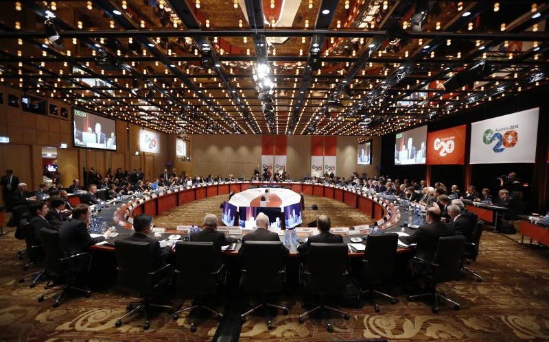 G20 Finance Ministers and Central Bank Governors begin their annual meeting in Sydney