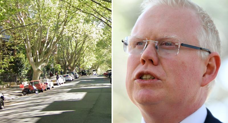 NSW minister found 'naked and confused' by police
