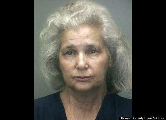 She's not the Hamburglar, but Roberta Spen may have found herself on the wrong side of the law because of her love for McDonald's. Police in Florida say they were trying to pull over Spen when the 64-year-old suspect pulled into a McDonald's drive-thru and ordered lunch. Spen allegedly paid for her meal and drove off, sparking a police chase.