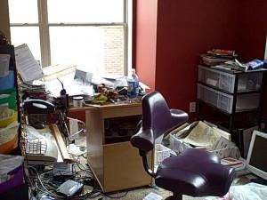 Messed Up Office
