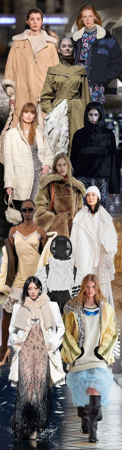 <p>The optimal word to describe fashion in the past year was <em>cozy</em>. Designers are continuing down this path for fall 2021, but not in the way you would initially think—read: no sweats here. From a cream-colored wool jacket at Chanel to a tan shearling-lined coat at Chloé to a fuzzy hoodie at Christian Dior, our favorite labels have refined these comfy styles, bringing couture cuts to their designs. The fabrics may indeed be plush and the sizes large, but the silhouettes are much more tapered than what is normally expected of winterwear. Indeed, cozy never looked so good. </p><p><em>Pictured from top to bottom: Chloe, Isabel Marant, Erdem, Chanel, Christian Dior, Coach, Akris, Vetements, Thom Browne, Givenchy and Louis Vuitton. </em></p>