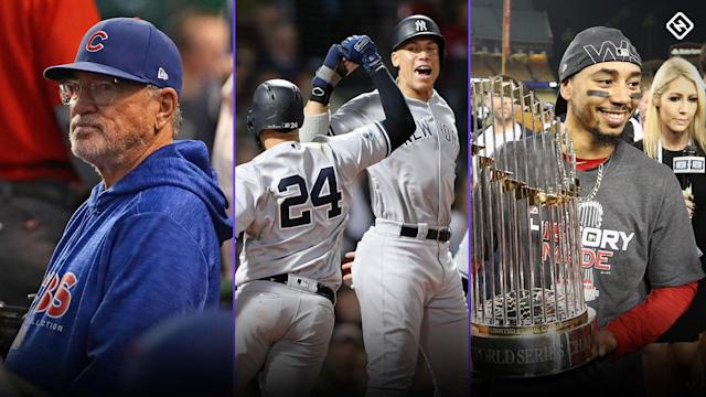 The Yankees heighten a historical feat, the NL West features a surprise team and more bold, spicy predictions to keep you warm this winter.