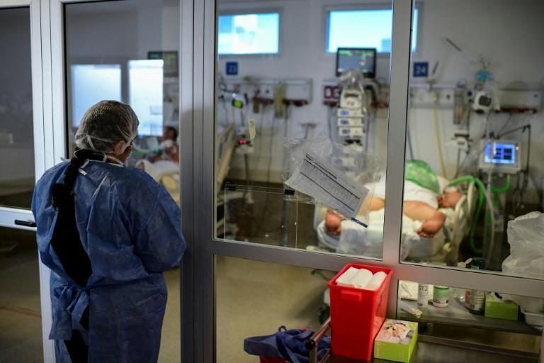 Exhausted ICU staff are bracing for a new wave of coronavirus admissions