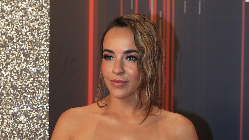 Stephanie Davis attending the British Soap Awards 2019 held at the Lyric Theatre at The Lowry in Manchester. (Credit: PA)