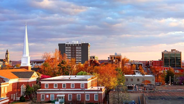 Fayetteville is the third-largest city in Arkansas and county seat of Washington County.