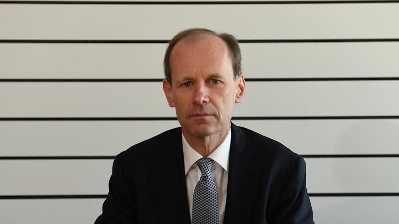 ANZ CEO Shayne Elliott faces questioning by the House of Representatives economics committee