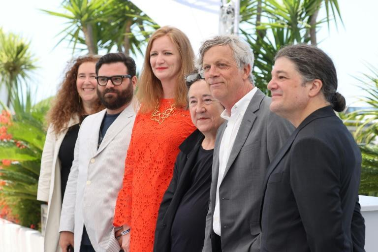 """Todd Haynes, second from right, has tackled difficult artists before, with an Oscar-nominated semi-fictional film about Bob Dylan (""""I'm Not There"""") and a movie based on David Bowie (""""Velvet Goldmine"""")"""